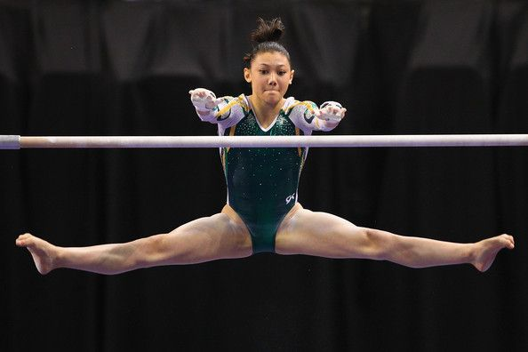 pin  annelie  famous people olympic gymnastics Youngest Female Gymnast To Compete In Olympics