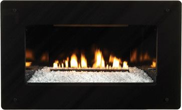 Zero Clearance 28000 Btu Loft Vent Free Fireplace Liquid Propane