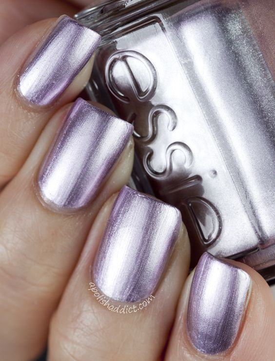 Nothing Else Metals nail polish (Mirror Metallics Collection from ...