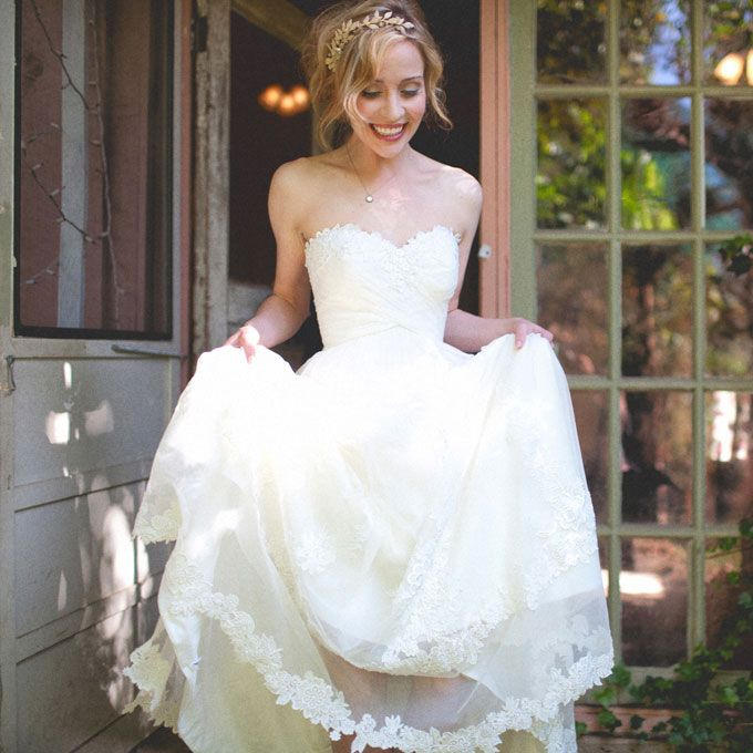 A Whimsical Fall Wedding In Sonora, CA