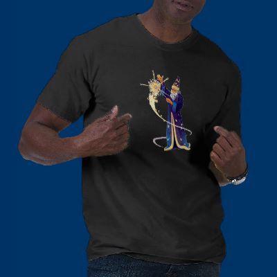 Shathious T Shirts by fstasu52