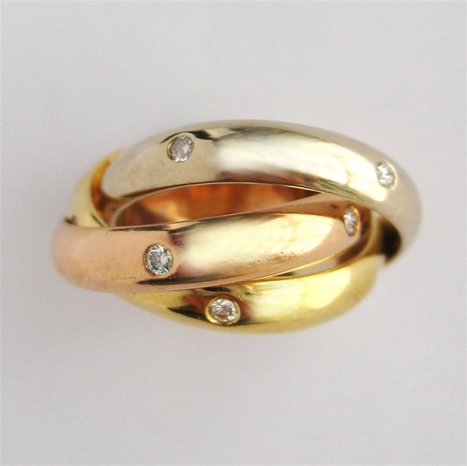 cartierdiamondrings cartier diamond set russian wedding ring a