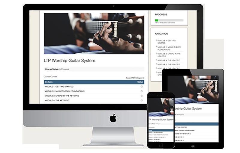 The Ltp Worship Guitar System Worship Music Academy Singing Lessons Worship Music Worship Chords
