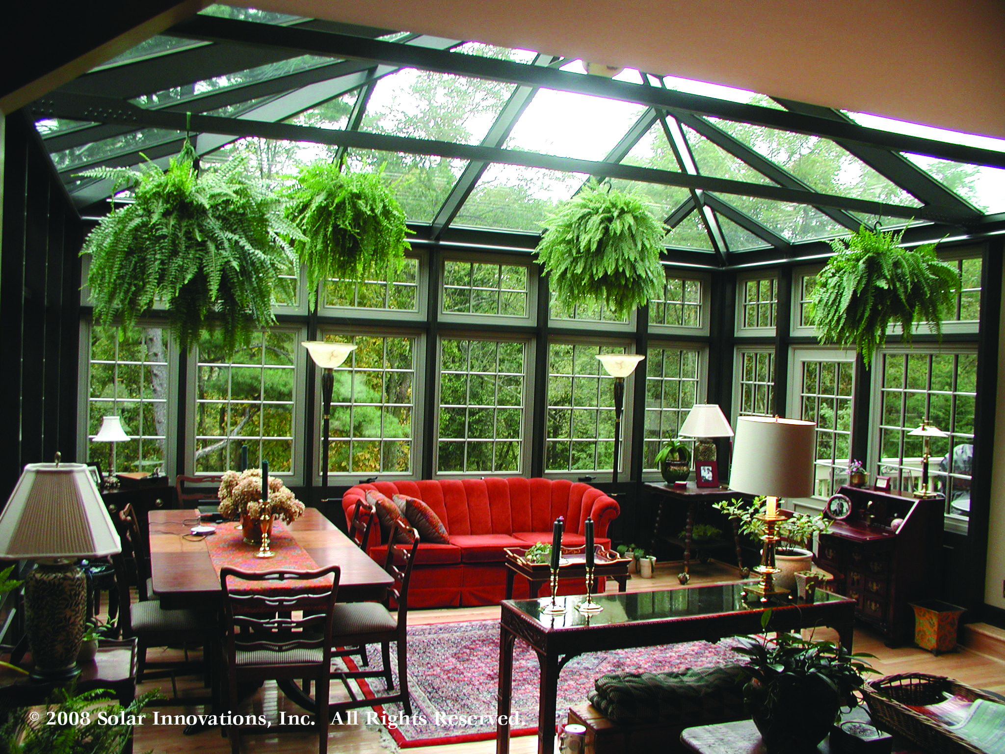 Conservatories - Traditional & Modern
