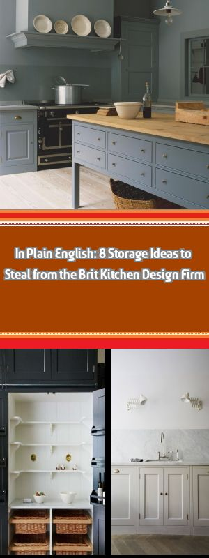 Ip13 kitchen by british standard: kitchen by british standard by plain english, classic wood wood effect Here you will find photos of interior design ideas. Get inspired! #plainenglishkitchen