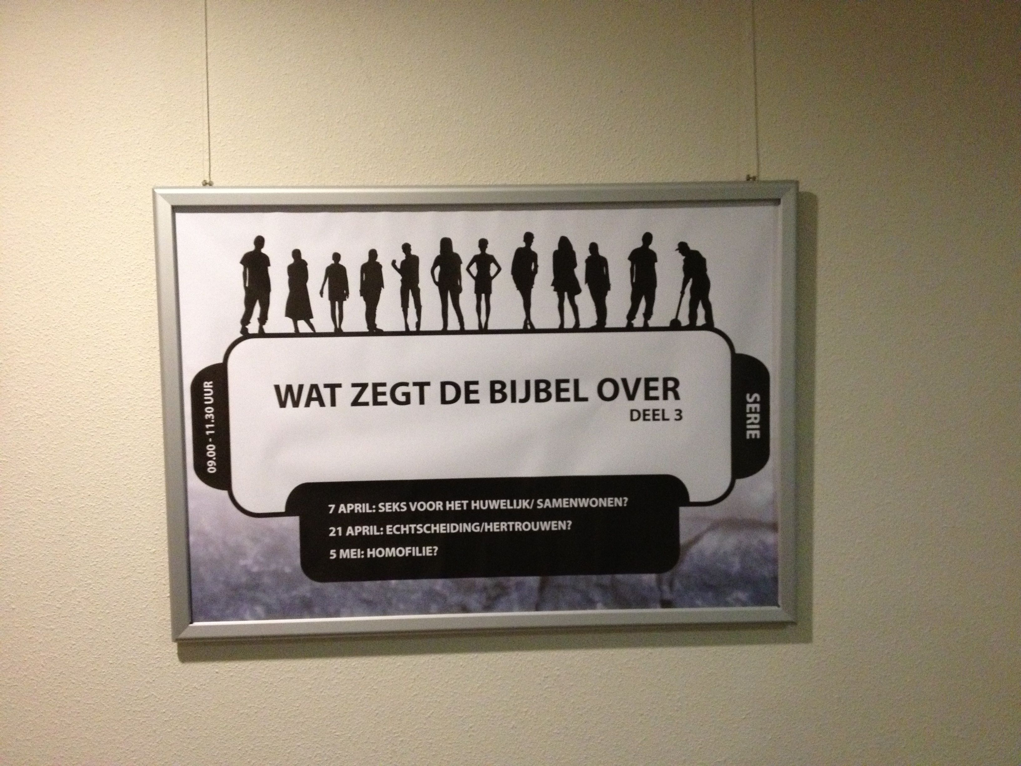 Serie slide vbg Bethel in Drachten.
