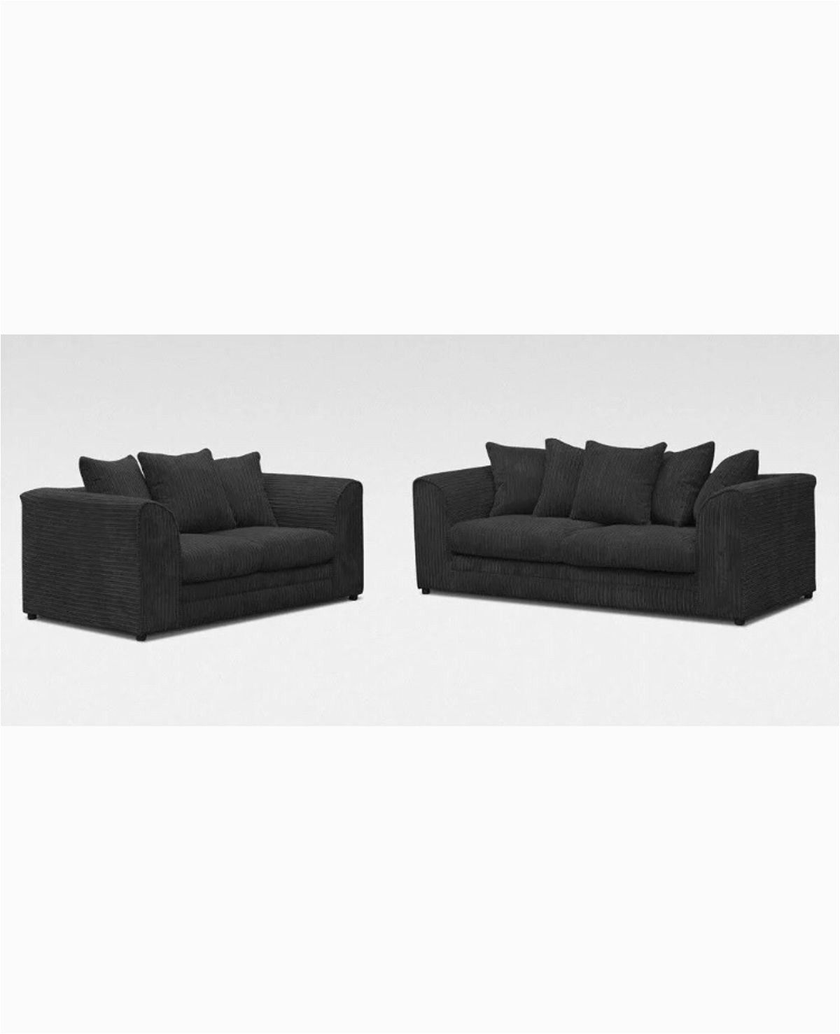 Black Fabric Couches Sofas In 2020 Couch Fabric Couch Sofa Couch