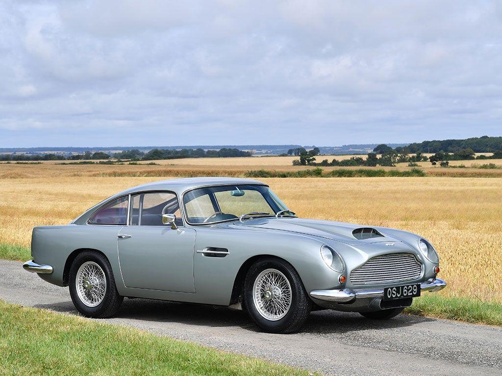 1960 Aston Martin Maintenance/restoration of old/vintage vehicles ...