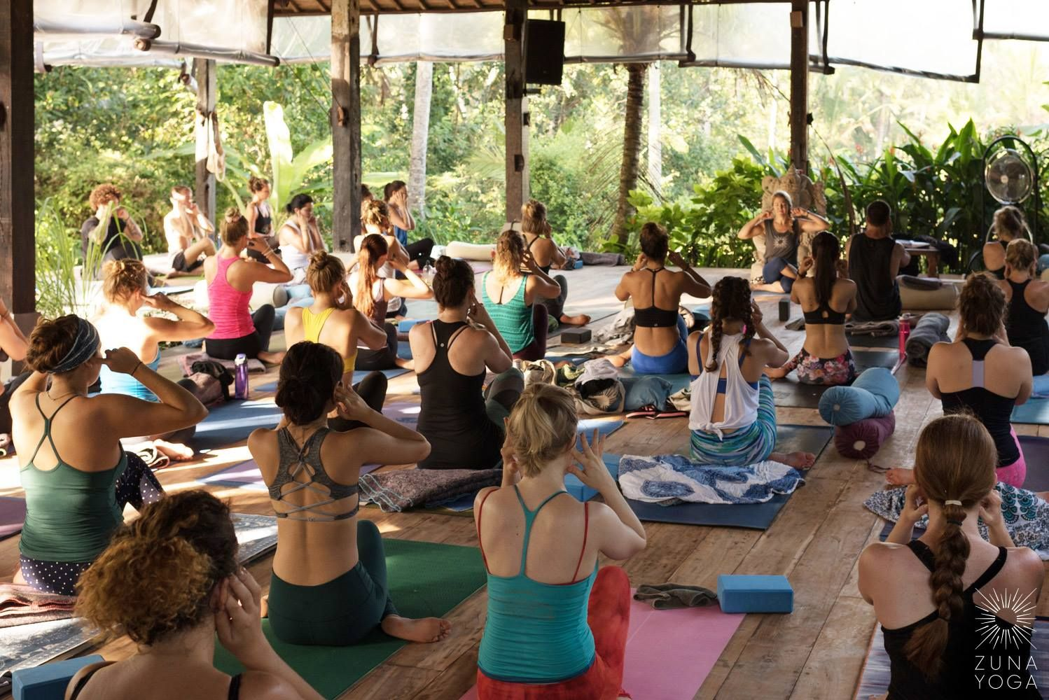 Pranyama Is A Powerful Tool That We Teach All Of Our Yogis During