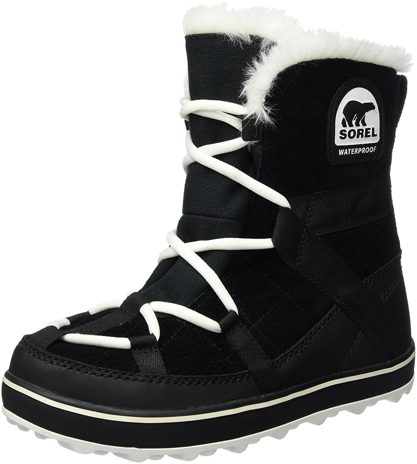 BootYou Get Women's Snow Sorel Shortie Explorer Can Glacy 8wv0OmNn