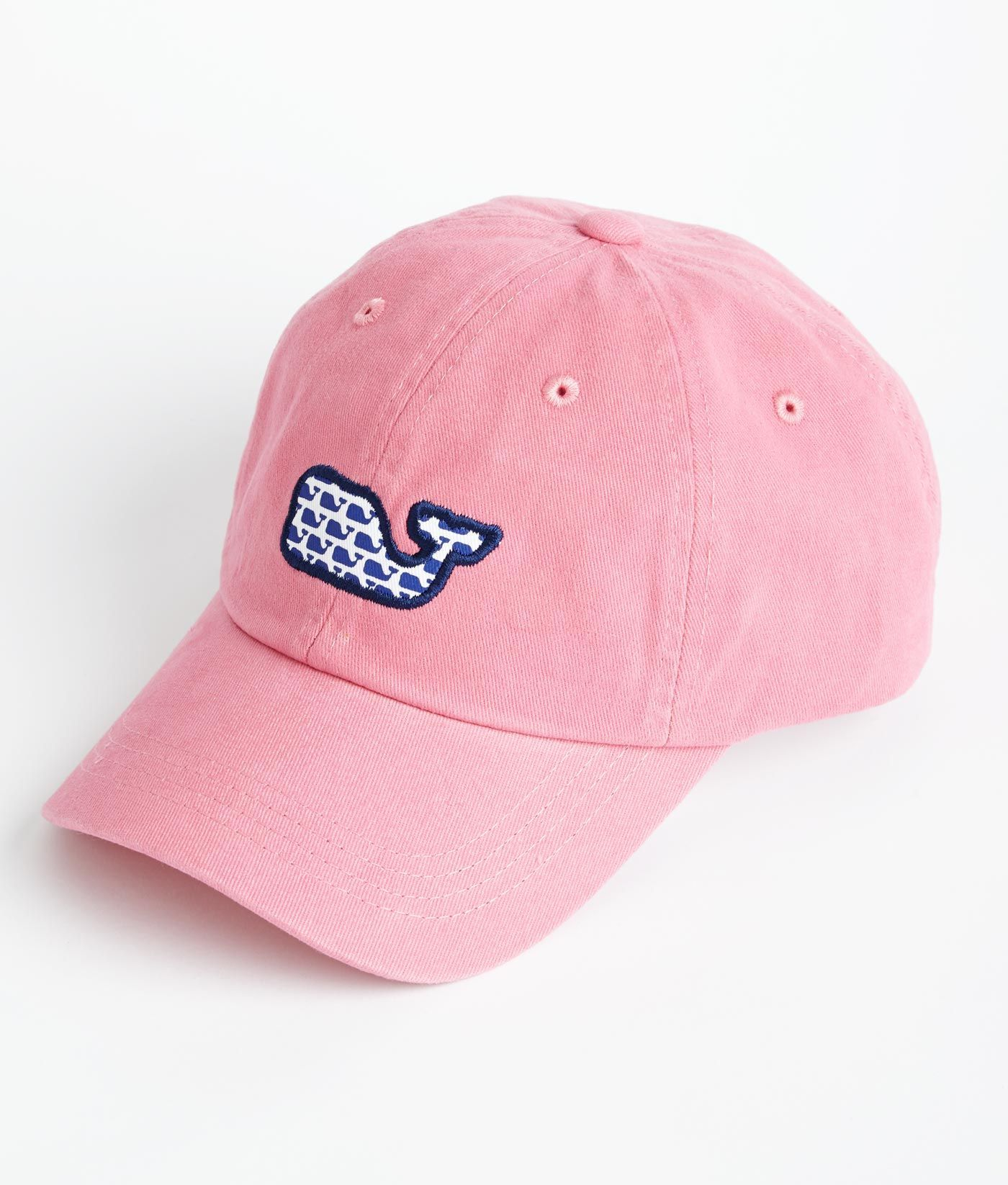 6bdc93a084d COME ON! Womens Hats  Vineyard Whale Baseball Cap – Vineyard Vines ...