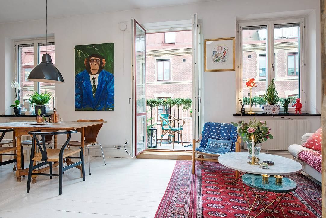Goteborg 40m / Alvhem Makleri – nowoczesna STODOŁA   wnętrza & DESIGN   projekty DOMÓW   dom STODOŁA