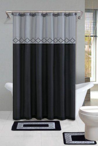 Home Dynamix Db15d 456 Designer Bath Polyester 15 Piece Bathroom