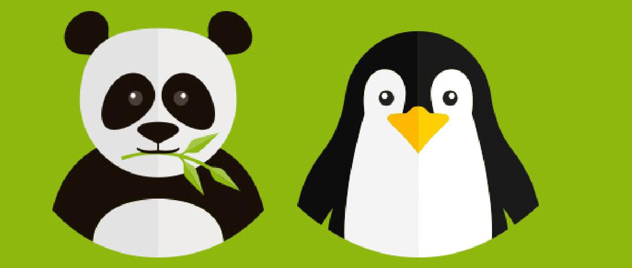 UNDERSTANDING GOOGLE'S PANDAS, PENGUINS, HUMMINGBIRDS AND PIGEONS - Online Toolbox