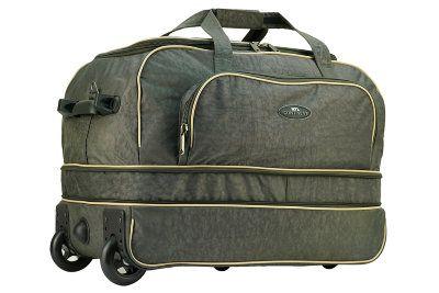 be216a8ef6b8 Сумка дорожная на колесах Continent C22t - Khaki (M)   сумки на колесах