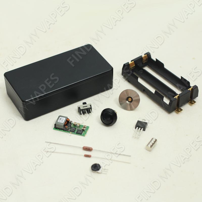 DIY OKL T20 Box Mod Kit Box mods, Basic hand tools, Kit