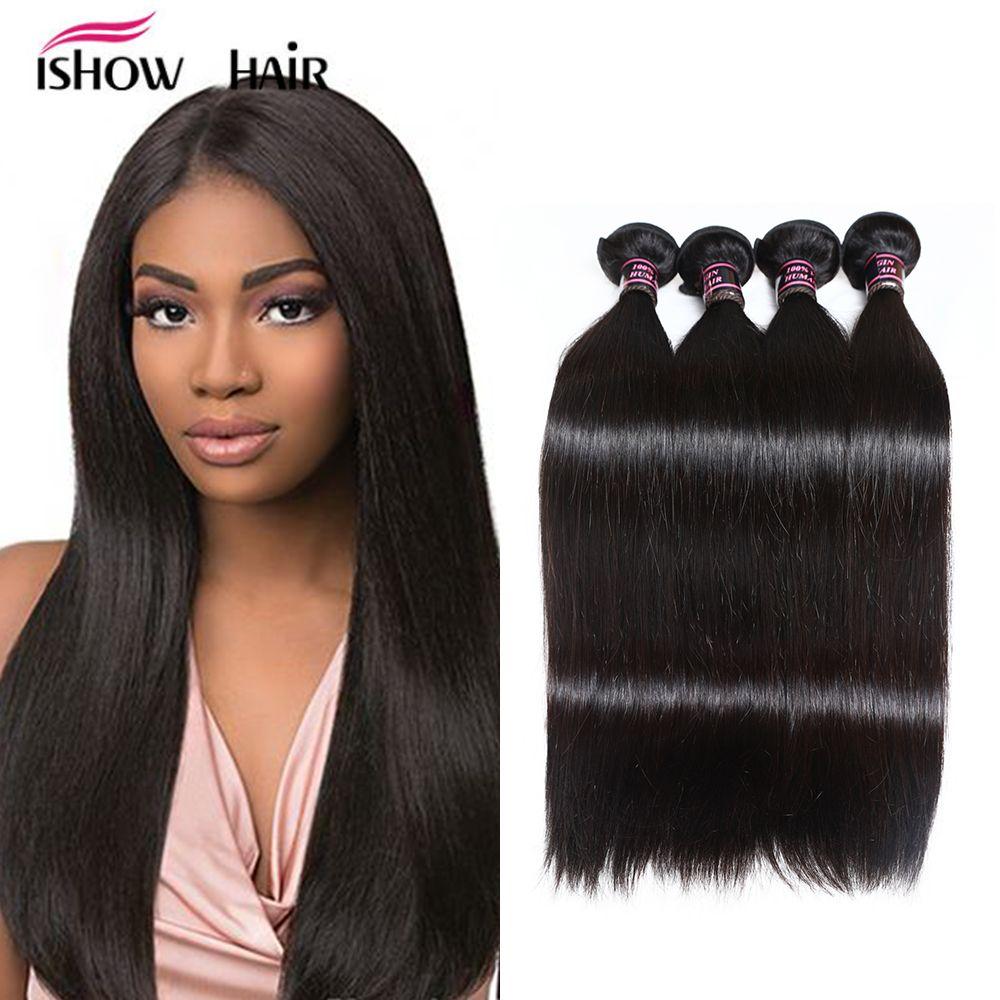 Malaysian Hair Straight Hair 100 Unprocessed Virgin Human Hair 4