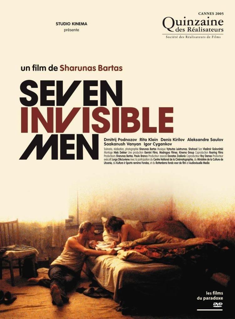 Sem Chelovek Nevidimok Sharunas Bartas 2005 L Homme Invisible Gemini Film