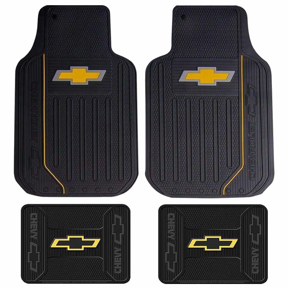 U A A Inc Chevy Chevrolet Gold Bowtie Logo Elite Series Front