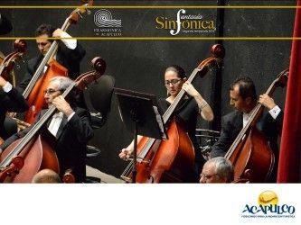 """#eventosproximosenacapulco Concierto de la OFA en Acapulco. EVENTOS PROXIMOS EN ACAPULCO. Una de las mejores orquestas filarmónicas de nuestro país es sin duda la de Acapulco, y como parte de su segunda temporada del año presentan """"Fantasía Sinfónica"""", la cual podrás disfrutar los siguientes 7, 21 y 28 de octubre en el Teatro Juan Ruiz de Alarcón. Te invitamos a no perderte de este espectacular concierto en el maravilloso Puerto de Acapulco. www.fidetur.guerrero.gob.mx"""