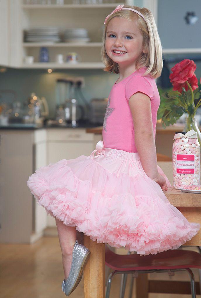 Yes I Am Christmas Pink Tutu Little Girl Fashion
