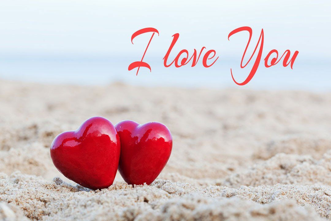 Beautiful Heart Wallpapers That Say I Love You I love