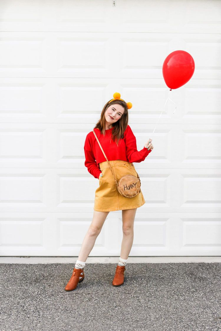4 Cute Last-Minute Christopher Robin Costumes