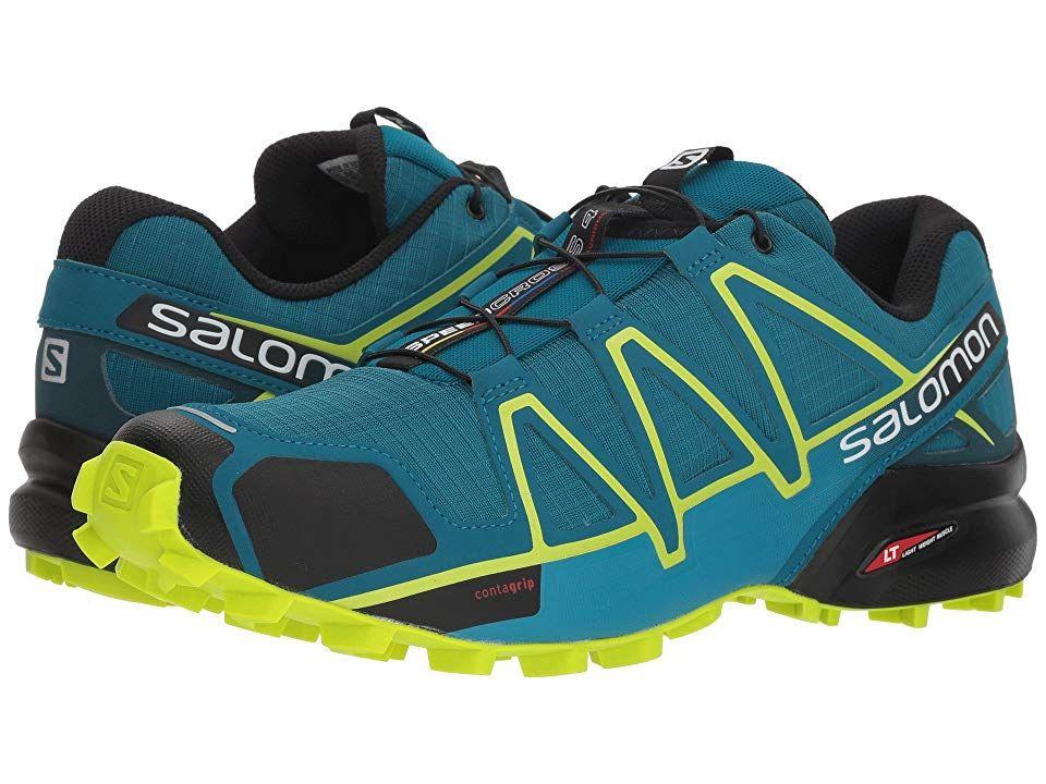 salomon speedcross 4 deep lagoon black
