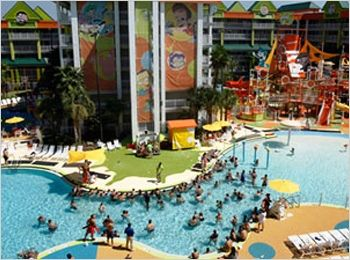 Nickelodeon Family Suites Read More About Why It Made Best Of Orlando 39 S Top 10 Hotel Pools List