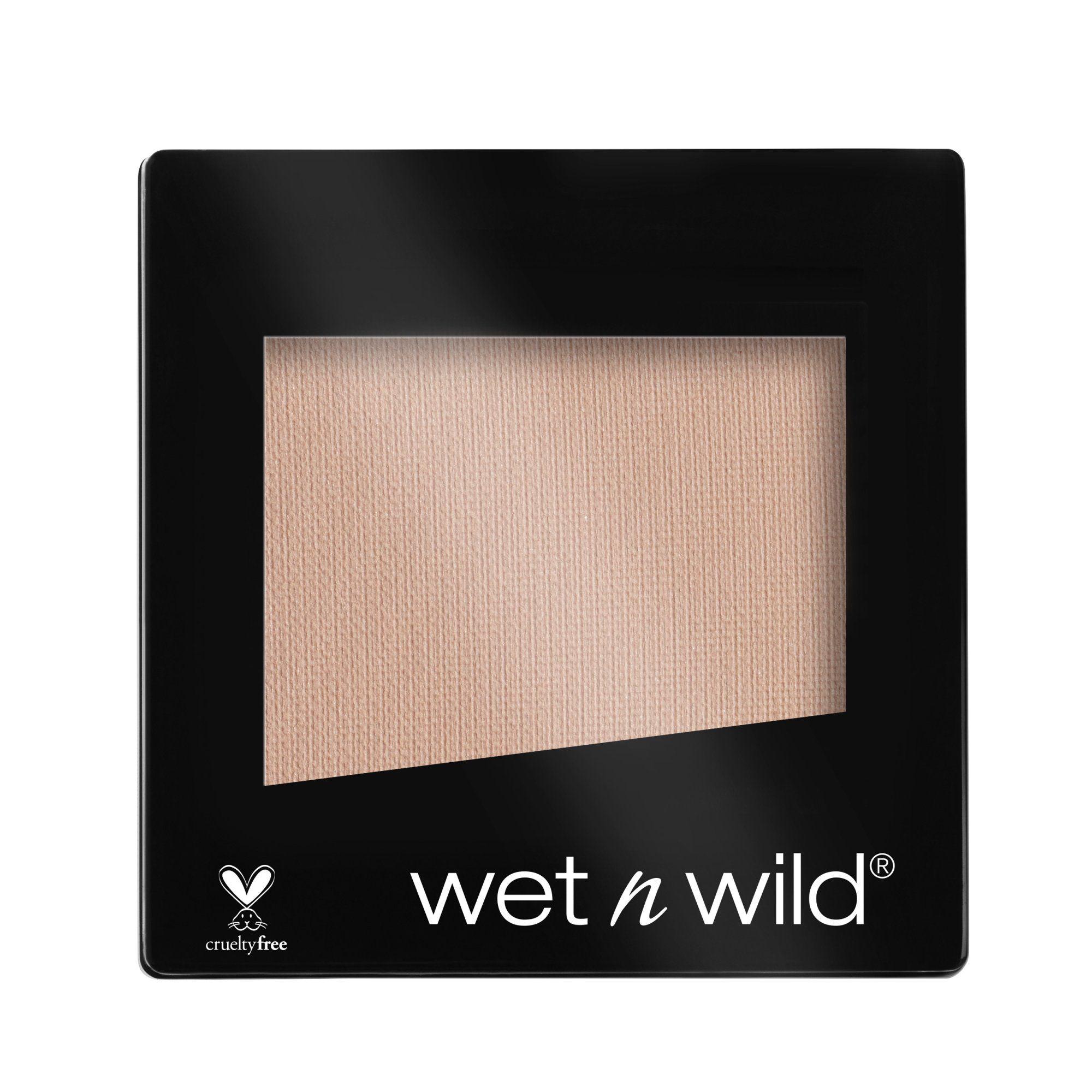 Wet N Wild Color Icon Eyeshadow Single Brulee Walmart Com Wet N Wild Wet N Wild Eyeshadow Wet N Wild Makeup