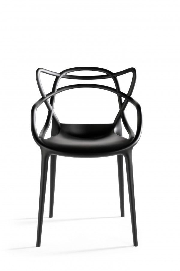 Masters Kartell Eugeni Quitllet Philippe Starck frente | Sillas ...