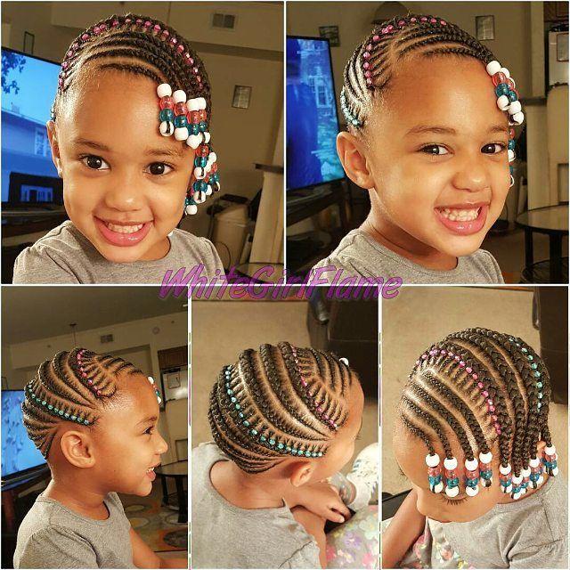 Nigerian Children Hairstyles 1027 Likes 7 Comments  Weddings Nigeria Weddingsnigeria On