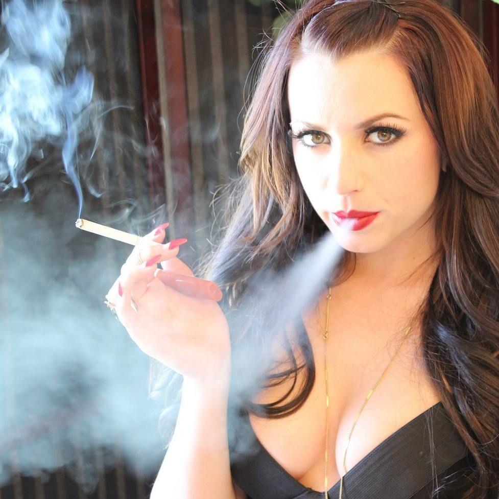 I Have A Smoking Fetish