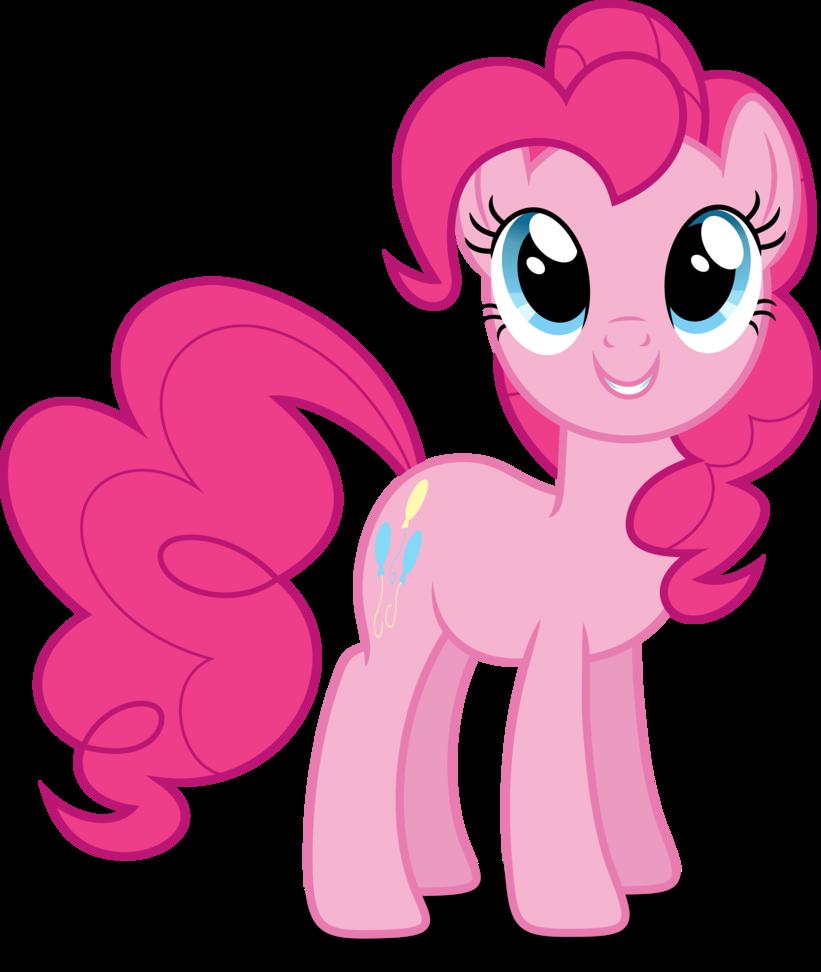 Vector 138 Pinkie Pie 9 By Dashiesparkle Deviantart Com On Deviantart My Little Pony Poster My Little Pony Cartoon My Little Pony Drawing