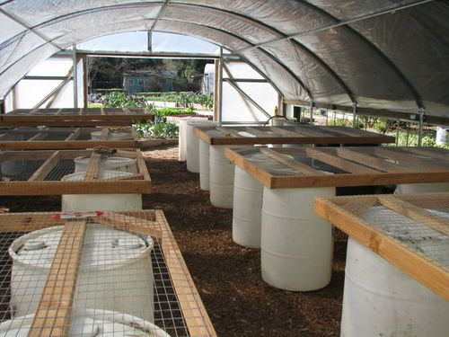 Greenhouse Heaters Love Apple Farms Manure Compost As