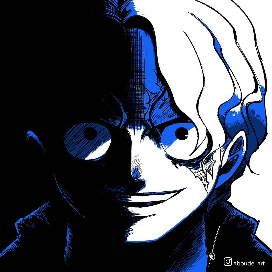Aesthetic Anime Illustrator On Instagram Soba Mask Vinsmoke Sanji The Anime Episode This Week Was On Point In Regards To His Transformation Here S Hoping Zoro Gets An Equally Vozeli Com