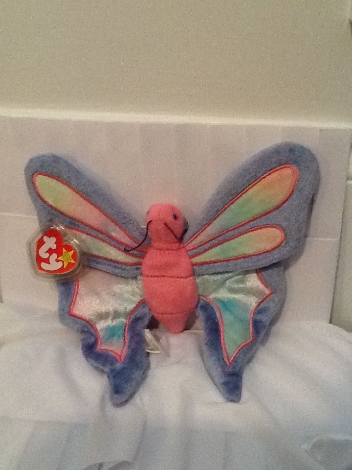 5971d33a320 Flitter Ty beanie baby - 1999 again i have two of this one