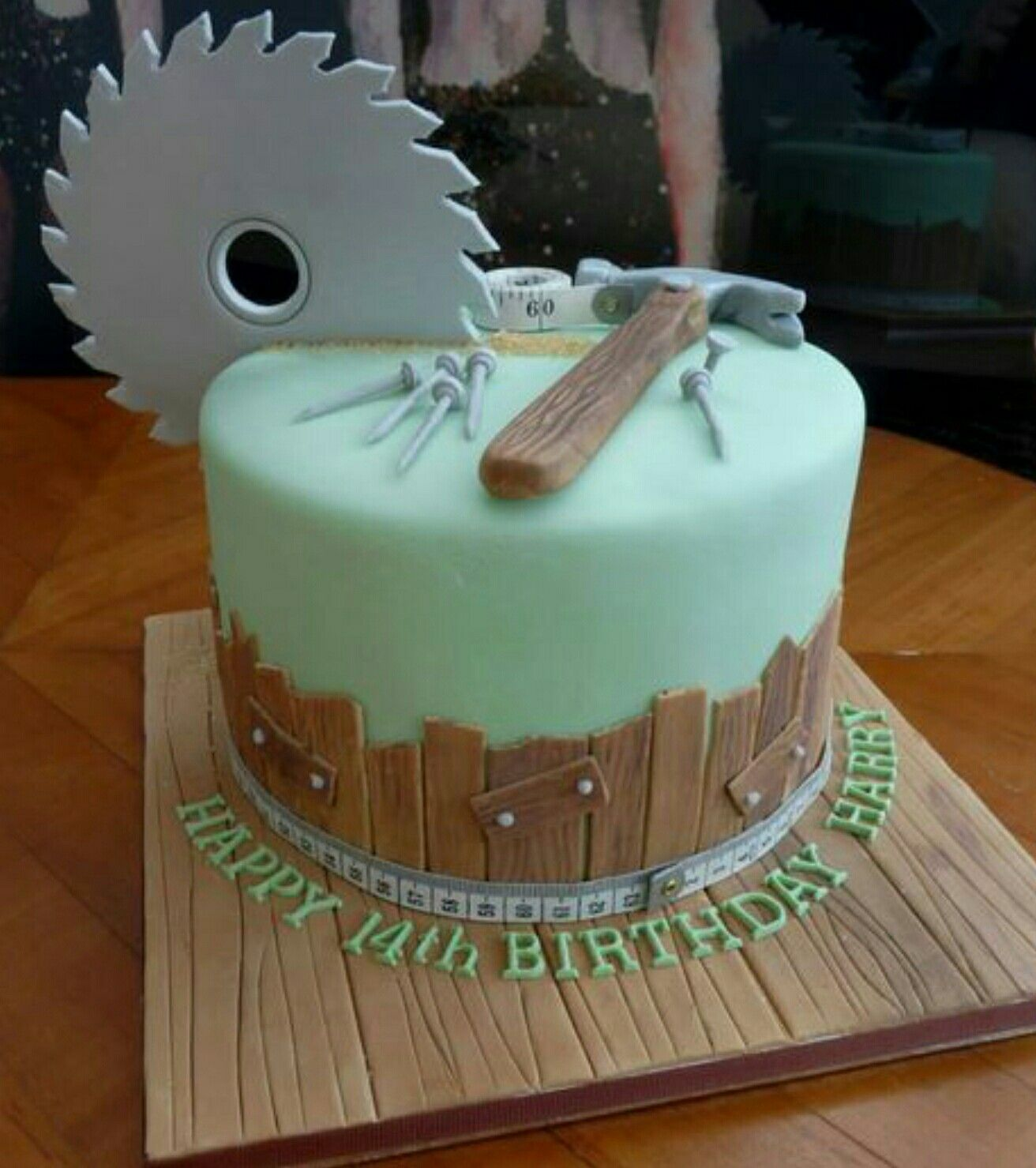 Tools Birthdayfathers Day Cake Cakes Pinterest Cake