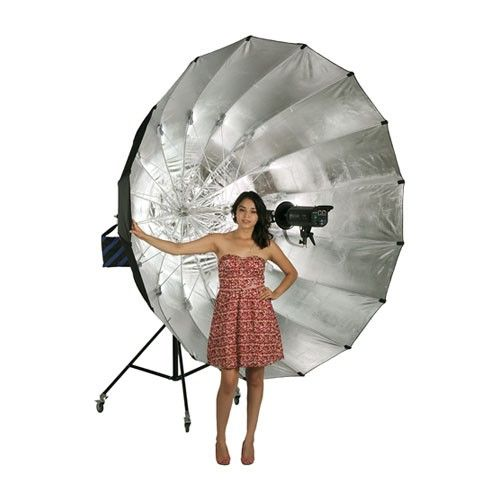 Parabolic Umbrella Vs Softbox: For The Main Light I Used Broncolor Para 88 With Diffuser