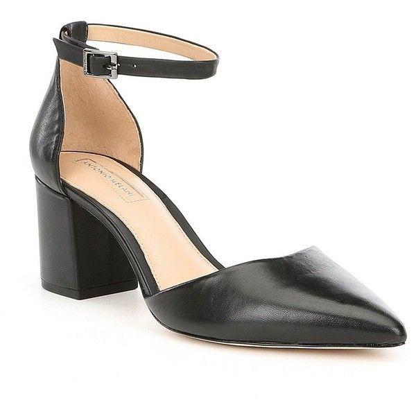 Antonio Melani Lynlee Mary Jane Ankle Strap Buckle Block Heel Dress Pumps SXfQpchu