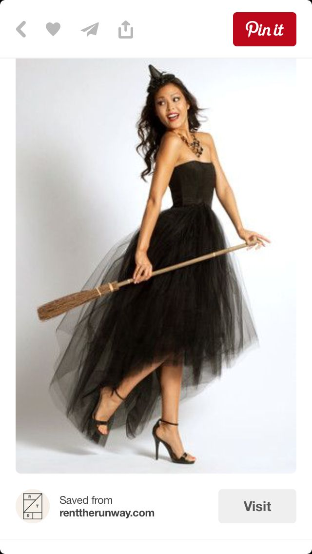 Dress Witch Costumes Pinte