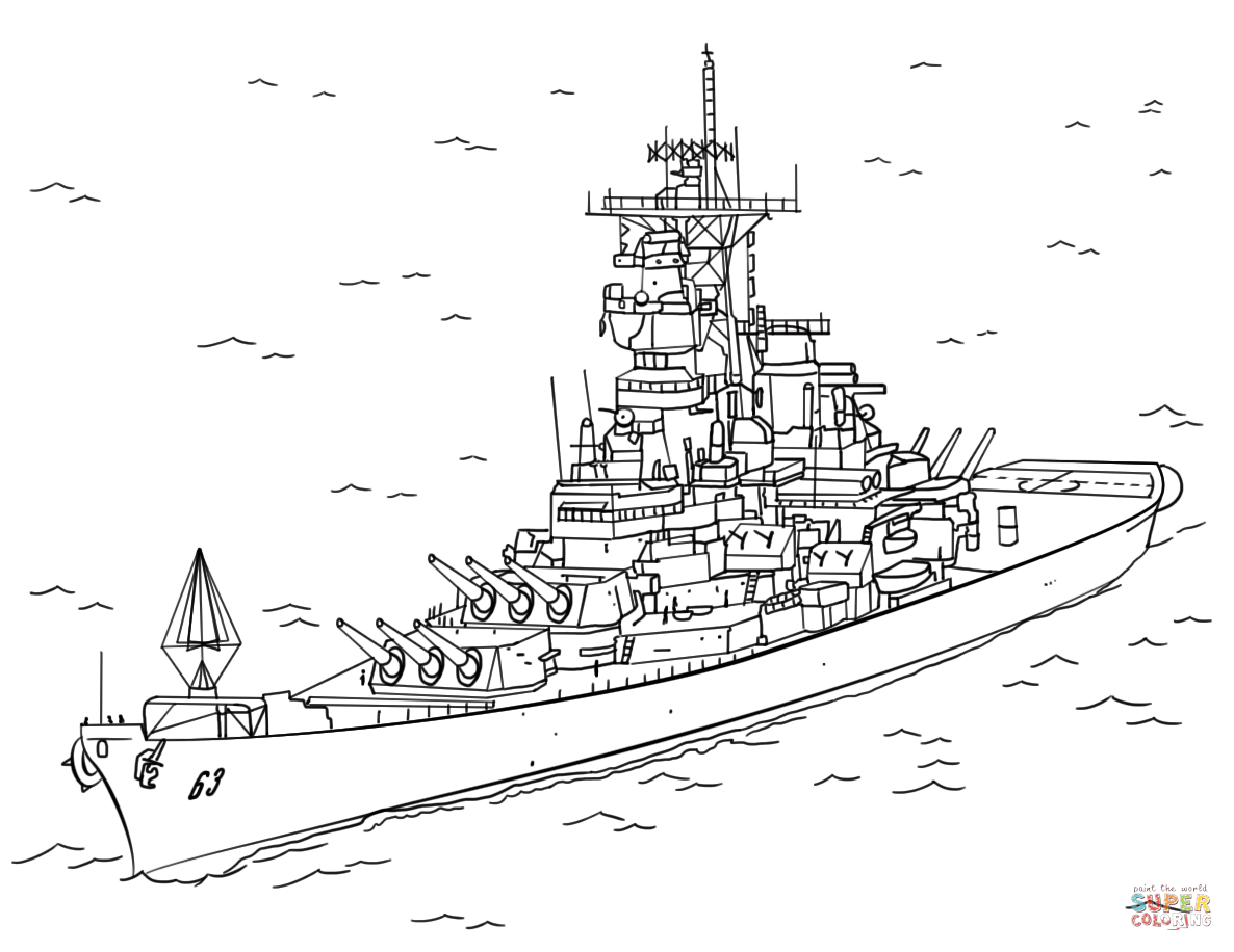 Printable Battleship Coloring Pages Coloring Pages Fathers Day Coloring Page Valentines Day Coloring Page