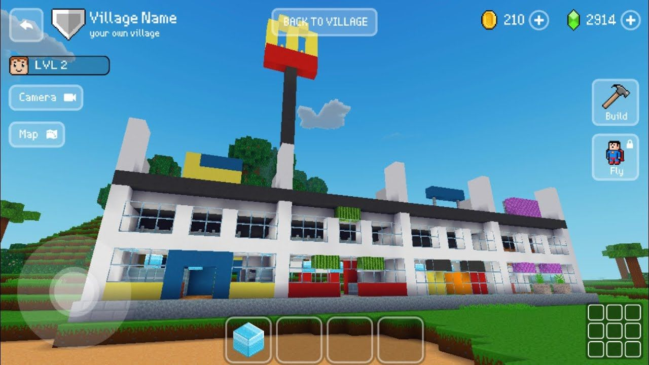 Block Craft 3d Building Simulator Games For Free Gameplay 671