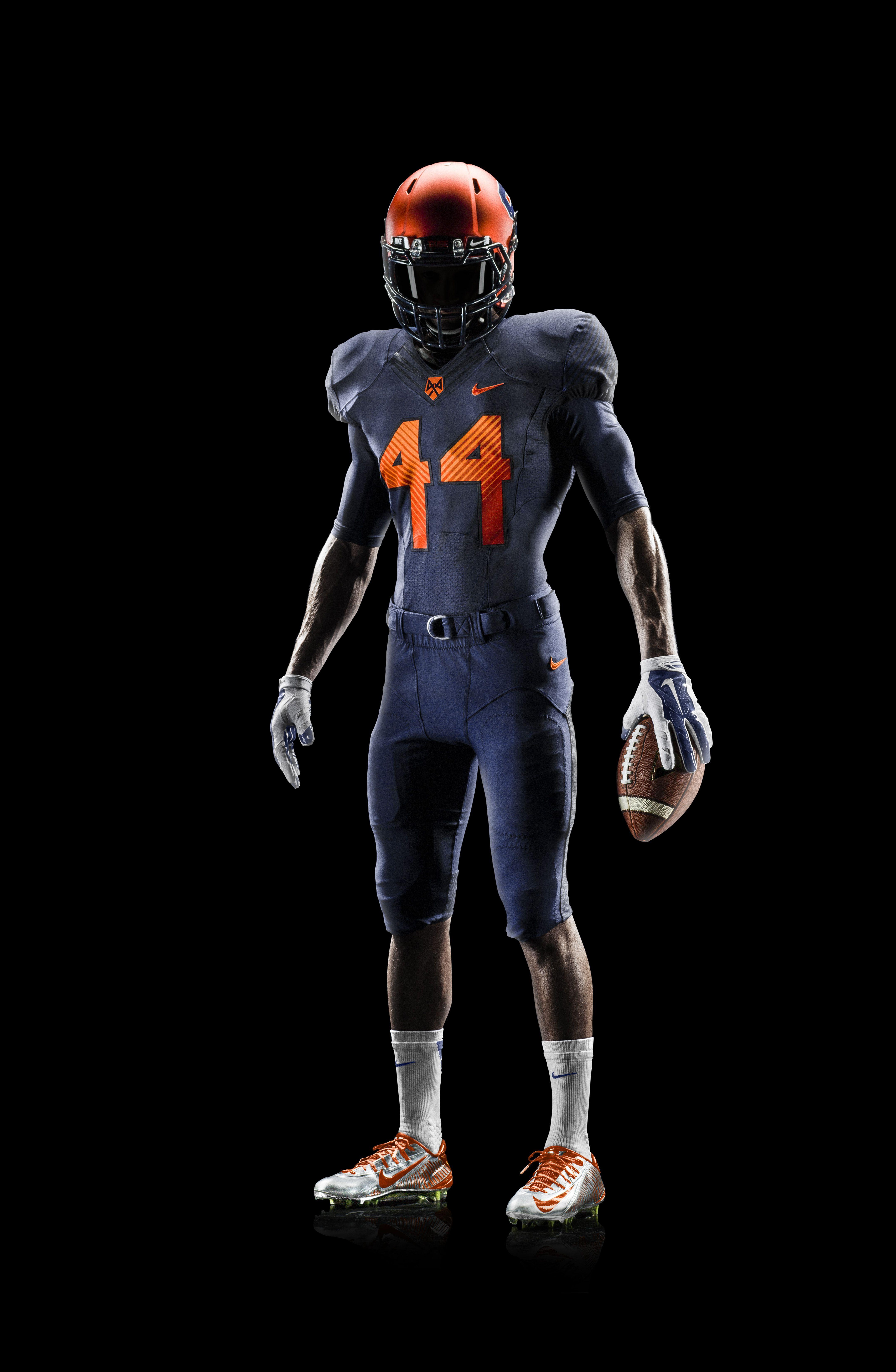 5328b93bb8c NIKE, Inc. - Syracuse Unveils New 2014 Nike Football Uniforms ...