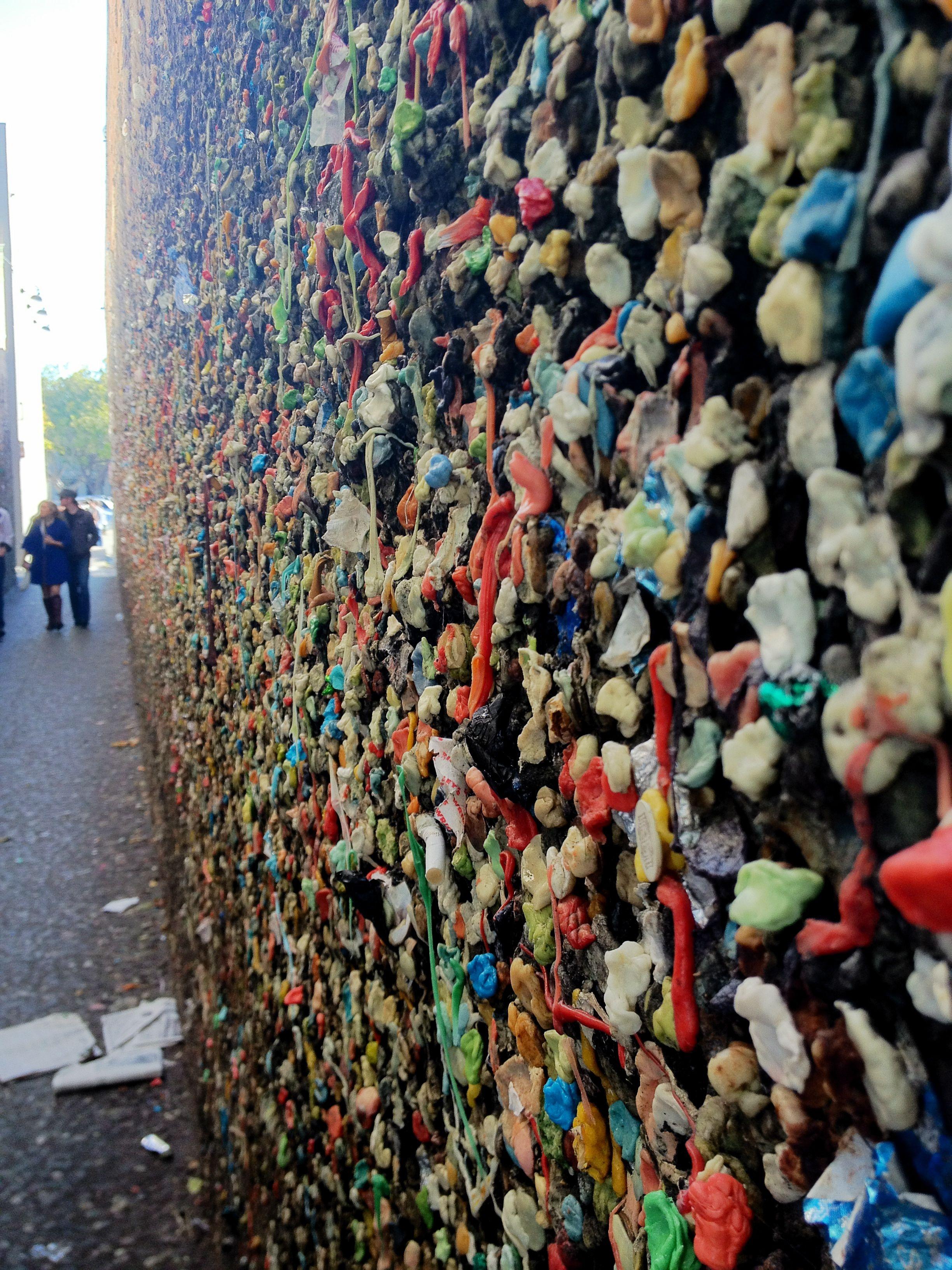 Bubble Gum Alley San Luis Obispo Ca Pseudopop California Travel Road Trips San Luis Obispo Places To Travel