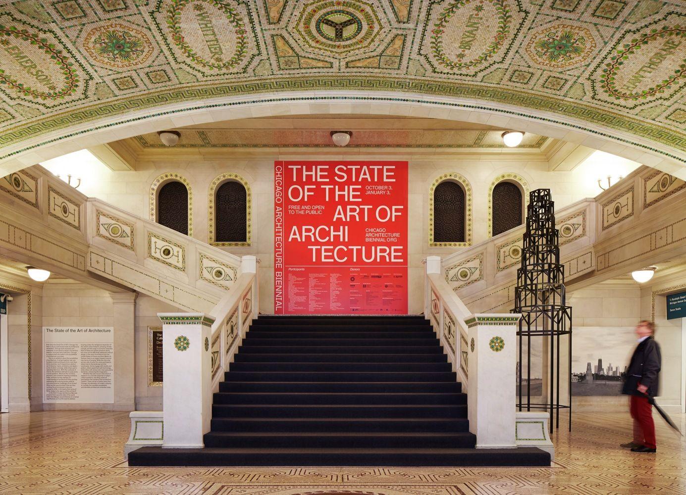 Galeria - 1 instalações que você tem que visitar na Bienal de Arquitetura de Chicago - 2