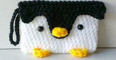 ¡El monedero de crochet más adorable del mundo!