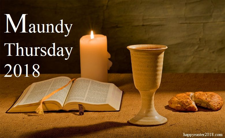 maundy thursday 2018 images wishes quotes happy easter 2018