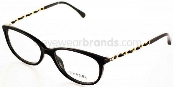 07af998b28 Chanel CH3221Q C622 BLACK GOLD Chanel Frames