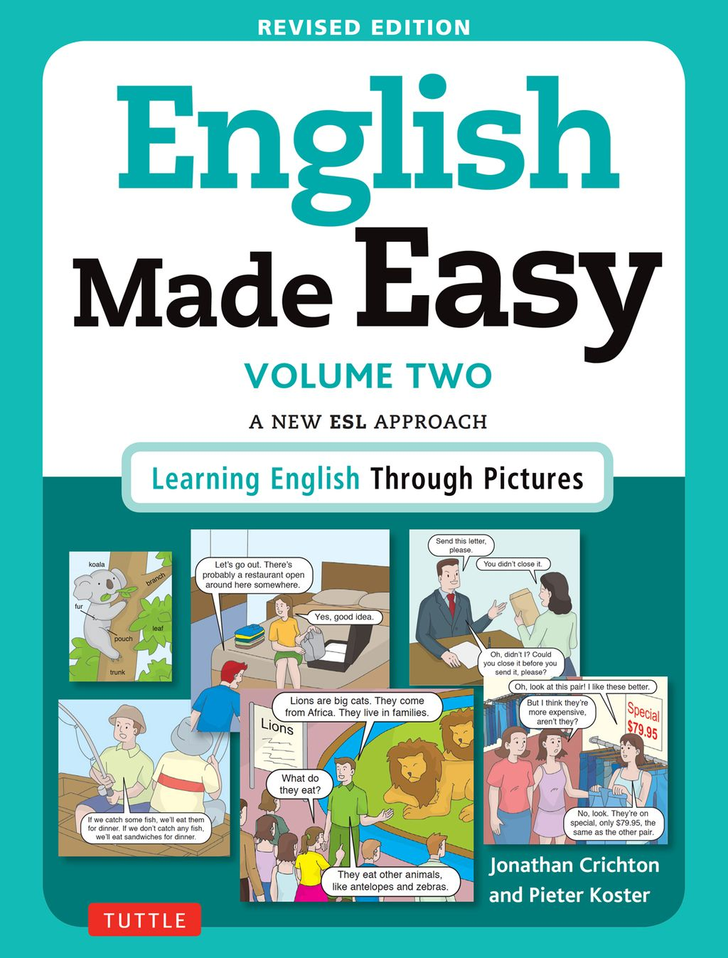 English Made Easy Volume Two Ebook